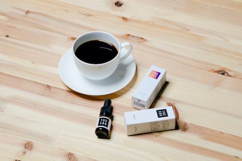 CBDとコーヒー
